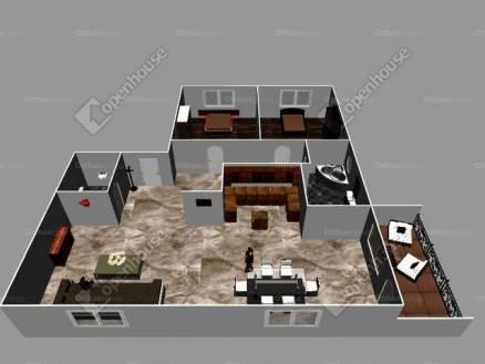 Debreceni lakás eladó, 59 négyzetméteres, 3 szobás