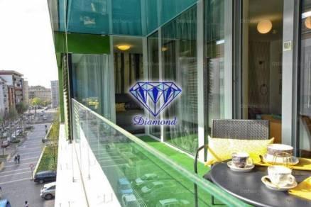 Budapesti új építésű lakás kiadó, 65 négyzetméteres, 2 szobás