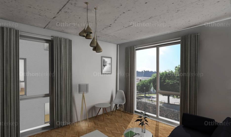 Eladó 3 szobás új építésű lakás Budapest, Margit utca 9.