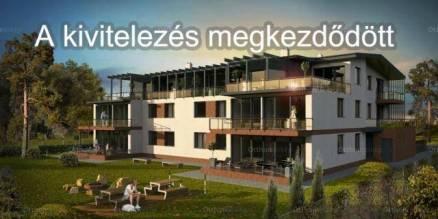 Eladó 2 szobás új építésű lakás Kecskemét