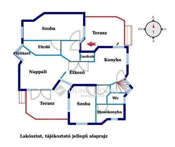 Eladó családi ház Zalaegerszeg a Búzavirág utcában, 6 szobás