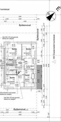 Budapest, ikerház eladó, Mátyásföld, 4 szobás, új építésű