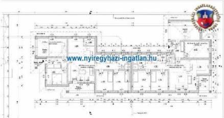 Nyíregyházai új építésű ikerház eladó, 112 négyzetméteres, 3 szobás
