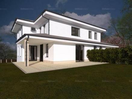 Budapest új építésű ház eladó, Aranyhegyen, 2+3 szobás