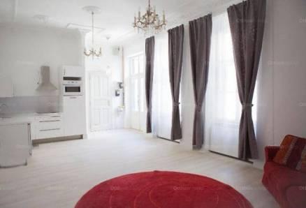 Budapesti lakás kiadó, 58 négyzetméteres, 1+1 szobás
