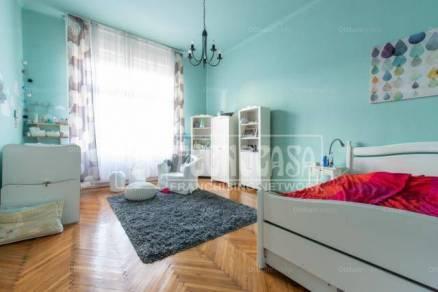 Budapest eladó lakás Újlipótvárosban a Pannónia utcában, 115 négyzetméteres