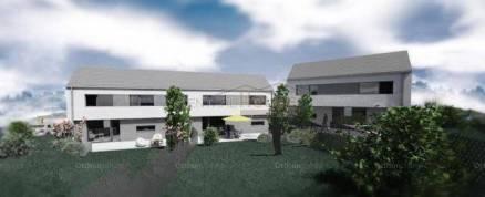 Eladó 4 szobás ikerház Sopron, új építésű