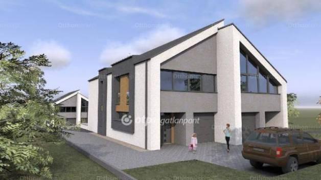 Budapest új építésű ikerház eladó, Cinkota, Beniczky Tamás utca, 169 négyzetméteres
