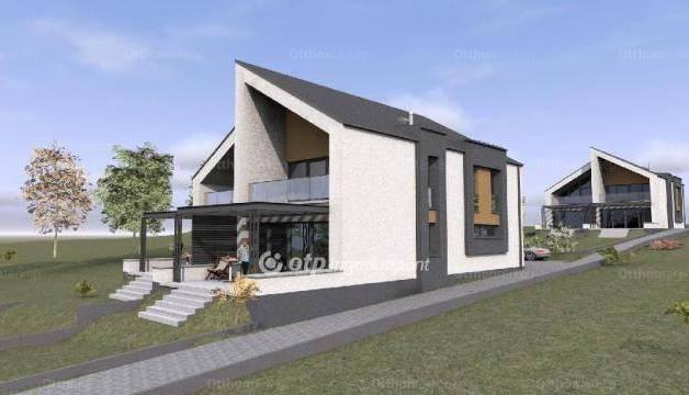 Eladó új építésű ikerház, Budapest, Cinkota, Beniczky Tamás utca, 5 szobás