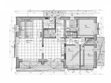 Budapest új építésű lakás eladó, Sasad, 129 négyzetméteres