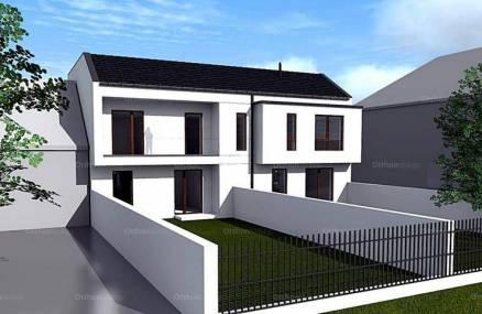 Győr eladó új építésű ikerház