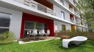 Budapesti új építésű eladó lakás, Józsefvárosban, Homok utca, 1 szobás