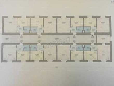 Komáromi lakás kiadó, 660 négyzetméteres, 35 szobás