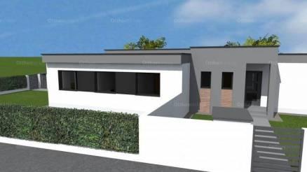 Szombathely új építésű ikerház eladó, 1+3 szobás