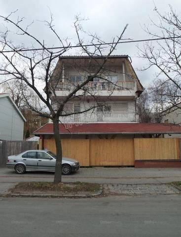 Budapest 6 szobás családi ház eladó, Alsórákoson