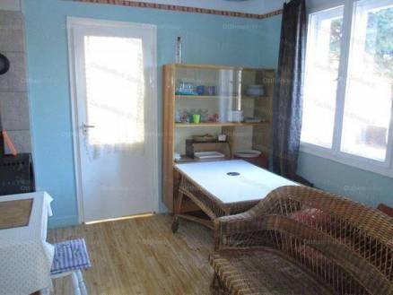 Lakitelek nyaraló eladó, 1+1 szobás