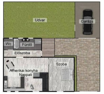 Eladó 2 szobás ház Veszprém, új építésű