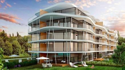 Lakás eladó Siófok - Deák Ferenc sétány 10.., 125 négyzetméteres, új építésű