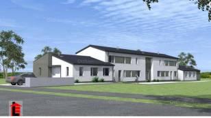 Eladó sorház Győr, 4 szobás, új építésű