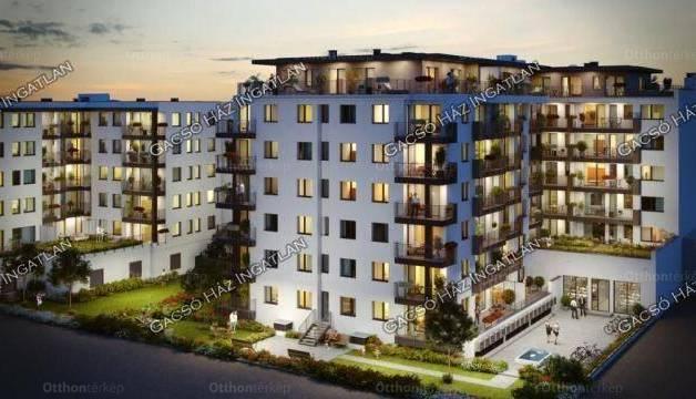Budapest 3+1 szobás új építésű lakás eladó