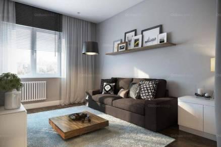 Soproni új építésű lakás eladó, 98 négyzetméteres, 4 szobás