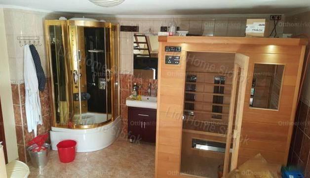Siófok családi ház eladó, 6 szobás