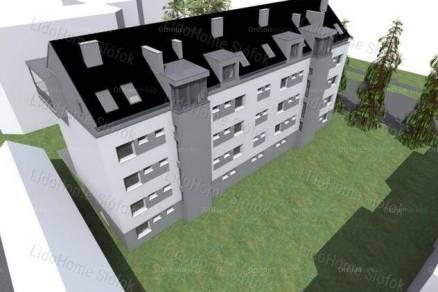 Siófok 3 szobás új építésű lakás eladó