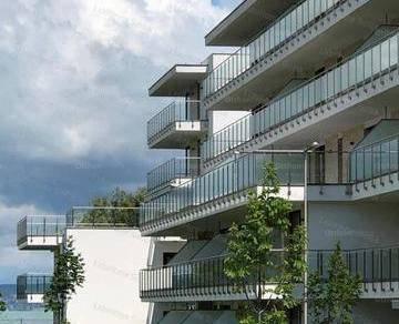 Siófoki új építésű lakás eladó, 72 négyzetméteres, 2+1 szobás