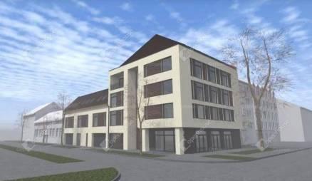 Szeged új építésű lakás eladó, 1 szobás