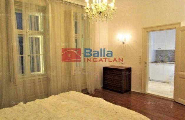 Budapest kiadó lakás, Belváros, Szervita tér, 55 négyzetméteres