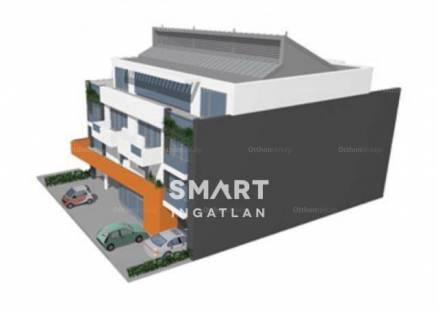Budapest eladó új építésű lakás Újpéteritelepen, 40 négyzetméteres