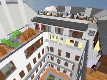 Budapesti új építésű lakás eladó, 103 négyzetméteres, 4 szobás