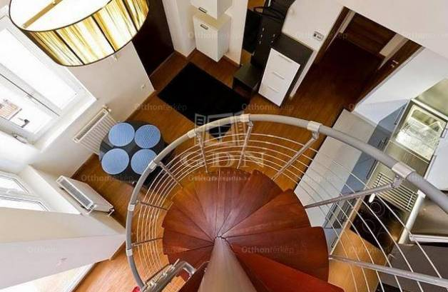 Budapest kiadó lakás Erzsébetvárosban a Wesselényi utcában, 51 négyzetméteres