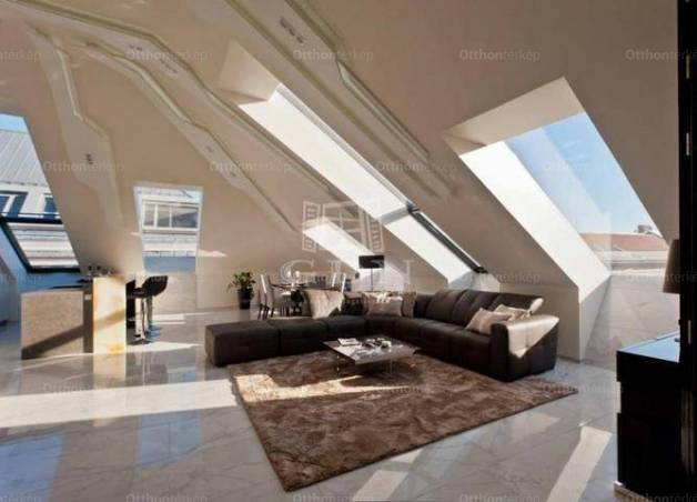 Kiadó 4 szobás új építésű lakás Terézvárosban, Budapest, Andrássy út
