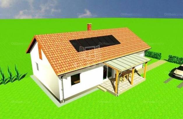 Kecskemét 1+3 szobás új építésű családi ház eladó