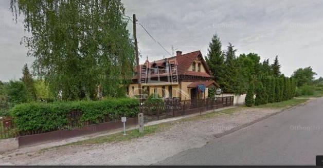 Kecskeméti telek eladó, 1246 négyzetméteres