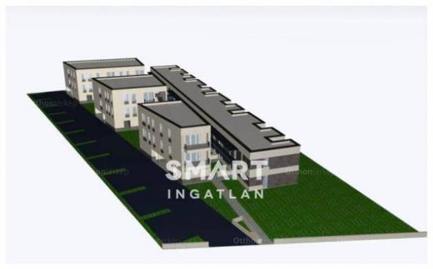 Győr új építésű lakás eladó, 1+1 szobás