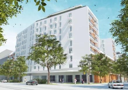 Eladó új építésű lakás, Budapest, Ferencvárosi rehabilitációs terület, Vaskapu utca, 1 szobás