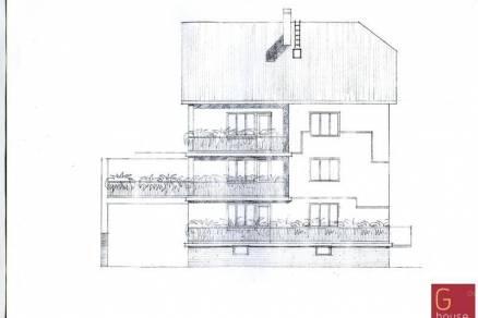 Budapest új építésű családi ház eladó, 15 szobás