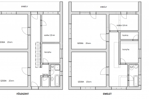 Szekszárd 6 szobás családi ház eladó az Előhegyi utcában 16-ban