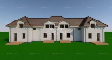 Tököl eladó új építésű sorház az Ibolya utcában