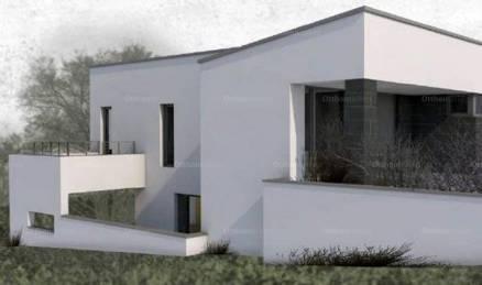 Soproni új építésű sorház eladó, 132 négyzetméteres, 4 szobás