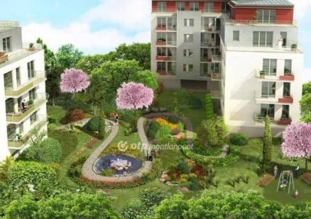 Budapest új építésű lakás eladó, Angyalföld, 94 négyzetméteres