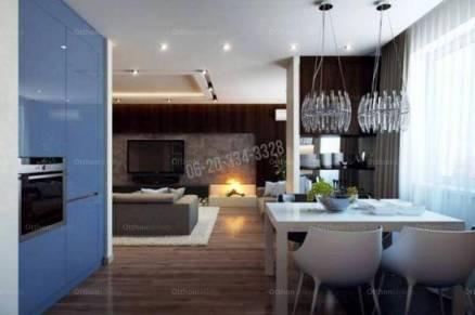 Budapesti új építésű eladó családi ház, Sashalom, 10 szobás