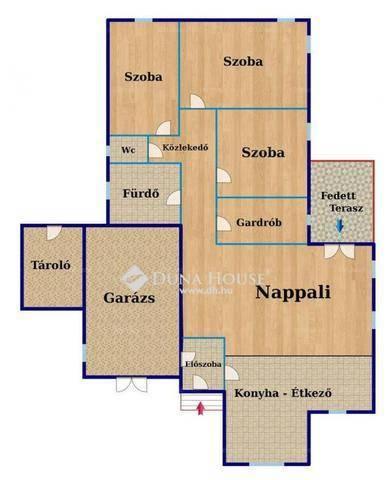 Eladó új építésű ikerház Szombathely, 2+2 szobás