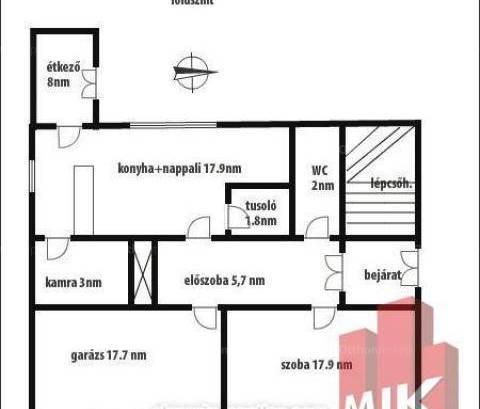 Buják eladó családi ház