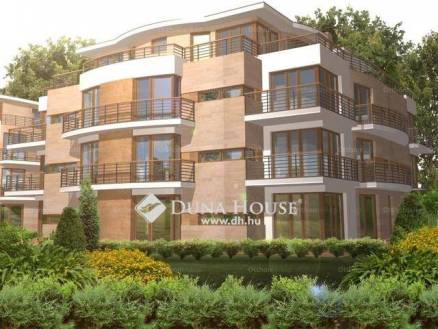Budapest eladó új építésű lakás Csillaghegyen, 62 négyzetméteres