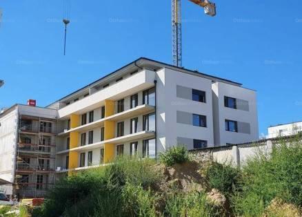 Budapest 2+1 szobás új építésű lakás eladó, Angyalföldön