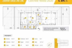 Budapesti új építésű eladó lakás, Angyalföld, 3 szobás