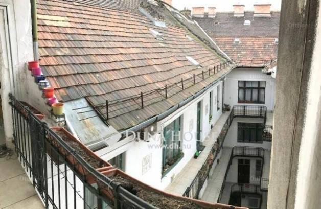 Budapest eladó lakás Józsefvárosban a Salétrom utcában, 60 négyzetméteres